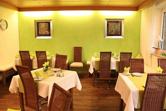 Hotel Am Springhorstsee: Frühstücksraum