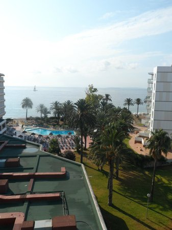 The New Algarb Hotel: vista