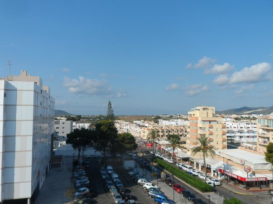 The New Algarb Hotel: panorama