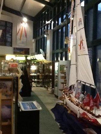 Visit Derry - Visitor Information Centre: Inside Derry Visitor Centre