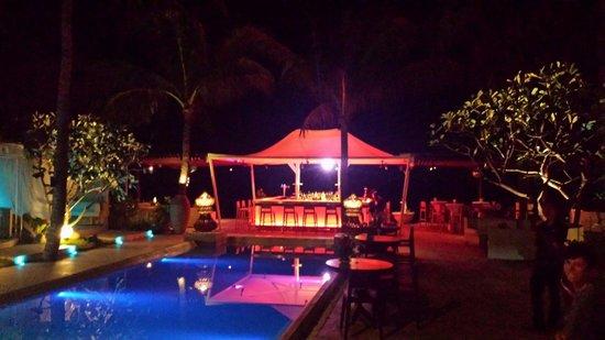 Sankara Beach Bar and Restaurant: coole Location