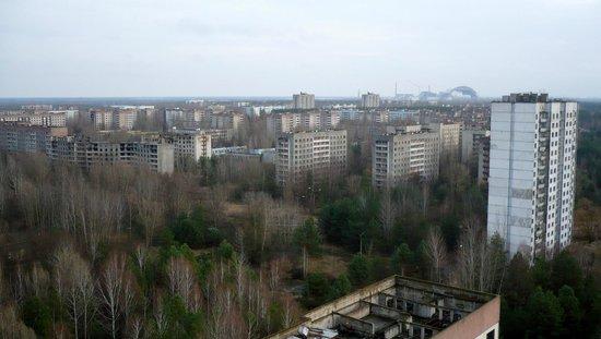 CHERNOBYLwel.come - Day Tours: Pripyat