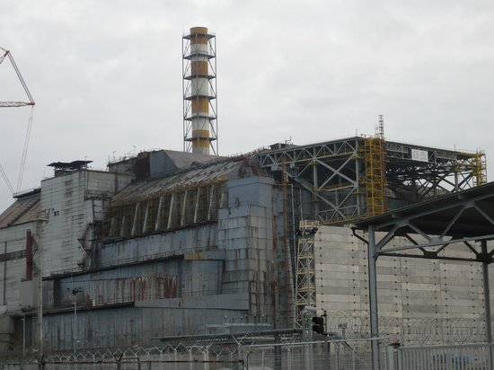 CHERNOBYLwel.come - Day Tours: Power plant