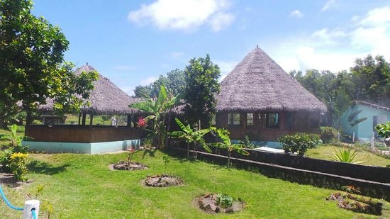 Riake Resort & Villa: Ristorante