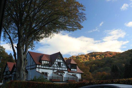 Craig-y-Dderwen Riverside Hotel: november