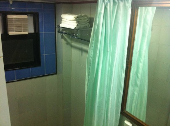 The Emerald - Hotel & Service Apartments: The shower
