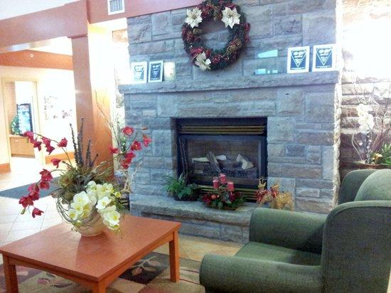 Days Inn - Orillia: lounge