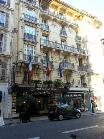 Best Western Plus Hotel Massena Nice: L'Hôtel