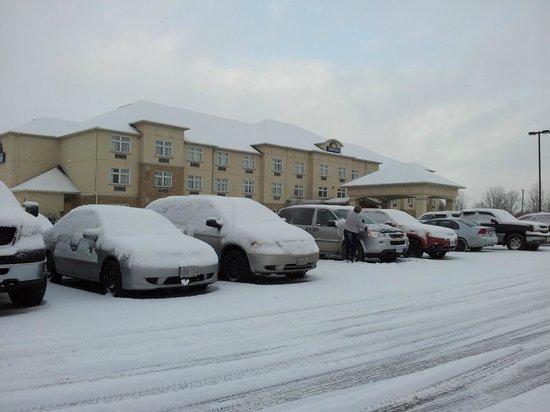 Days Inn - Orillia: winter view