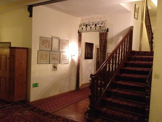 Hotel Eisenhut : Интерьер