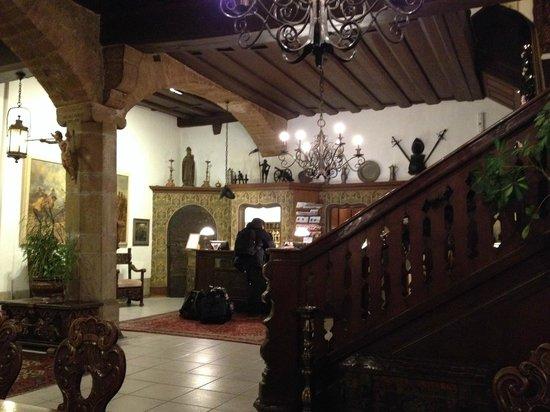Hotel Eisenhut: Интерьер отеля