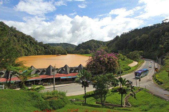 The Lakehouse, Cameron Highlands : View from hotel grounds