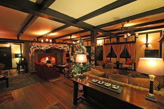 The Lakehouse, Cameron Highlands : The Lakehouse Hotel lounge