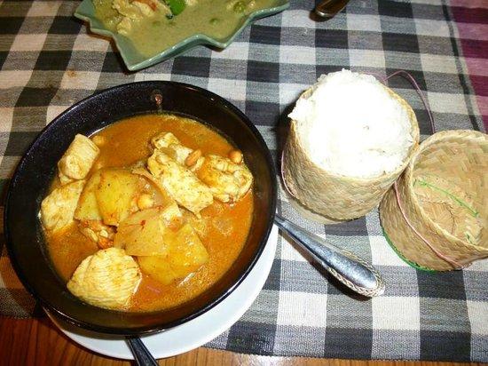 Chief Dao: Masaman Curry 2