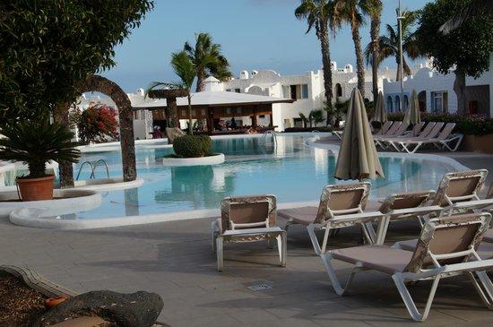 Sotavento Beach Club: Ruhepool nach 15h