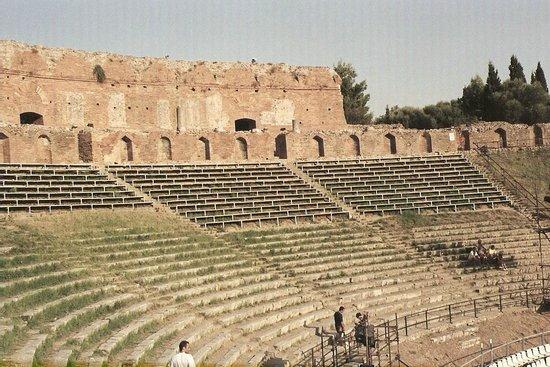 Greek Theatre : Teatro Antico di Taormina