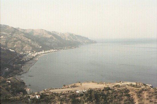 Greek Amphitheater: Teatro Antico di Taormina, panorama