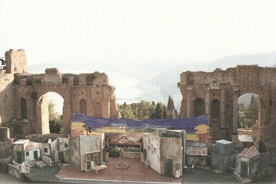 Greek Amphitheater: Teatro Antico di Taormina
