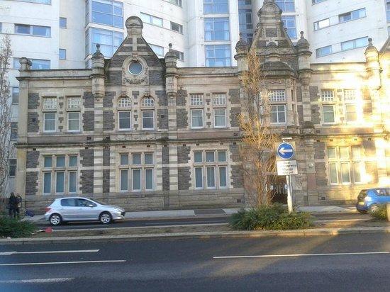 Premier Inn Cardiff City Centre Hotel: Centre