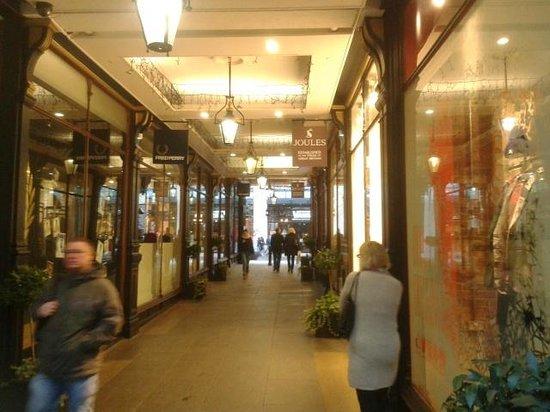Premier Inn Cardiff City Centre Hotel: The Lanes