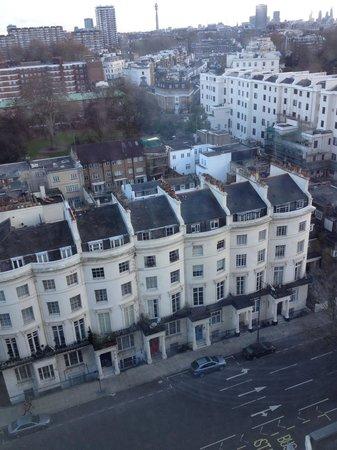 Royal Lancaster London: From bedroom window