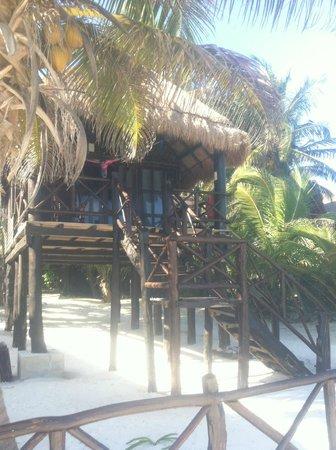 Azucar Hotel : cabana Lunamielera