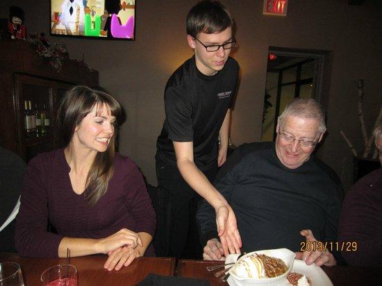 Quality Inn Sarnia: The food was fantastic