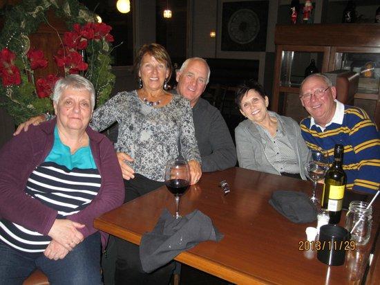 Quality Inn Sarnia: A feeling of warmth