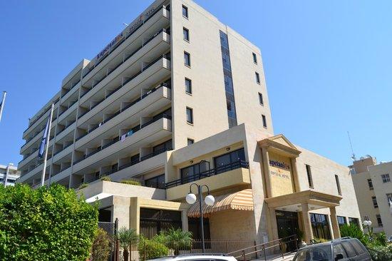 Kapetanios Odyssia: hotel