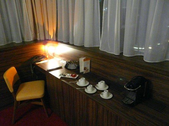Simm's Hotel: chambre