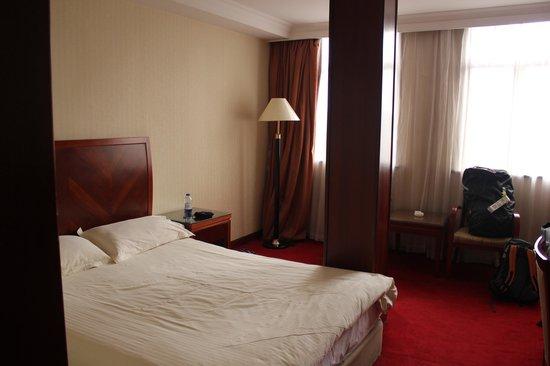 Jinjiang Metropolo Hotel Shanghai Nanjing: Double Room