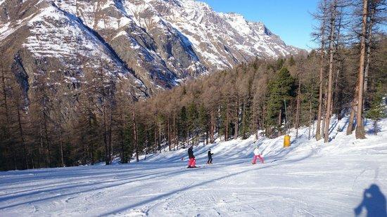 Rhemes Notre Dame Ski Area