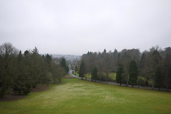 Doubletree by Hilton, Dunblane-Hydro : View over Dunblane