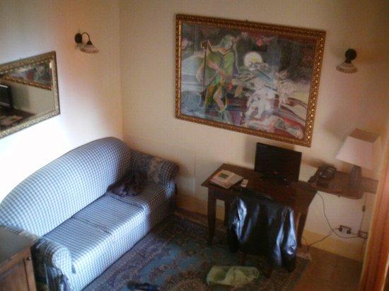 Hotel Saturno Fonte Pura: Room