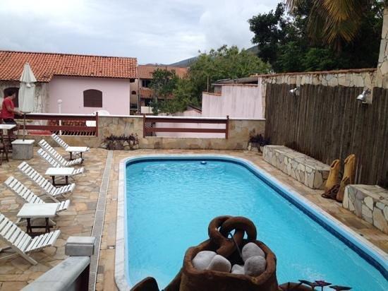 Pousada Recanto do Atalaia: pool