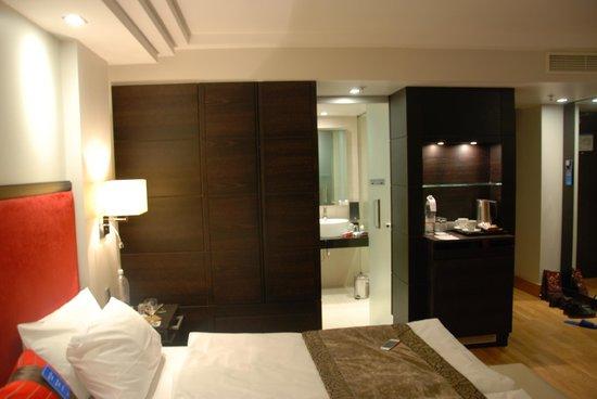 Radisson Blu Elizabete Hotel : В номере