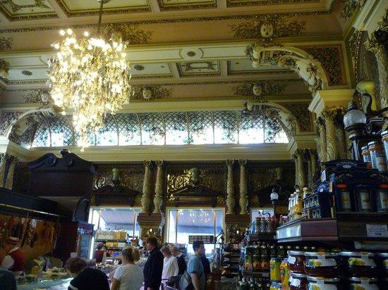 Tverskaya Street (Ulitsa): Eliseevsky Grocery Shop