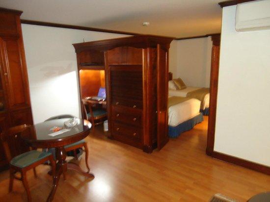 Park 10 Hotel : Confortable alojamiento