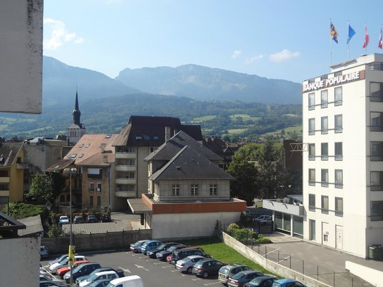 Hotel Les Afforets: room view