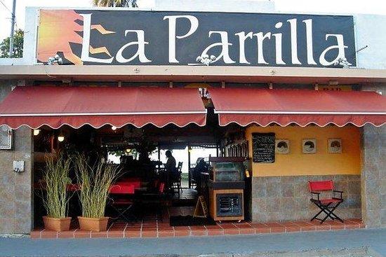 La Parrilla: Luquillo, Puerto ric