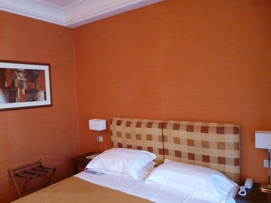 Grand Hotel Adriatico: Chambre