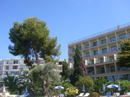 THB Los Molinos : Hotel