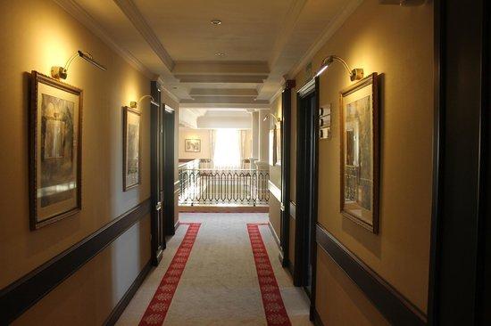 Hotel Candido: interiores
