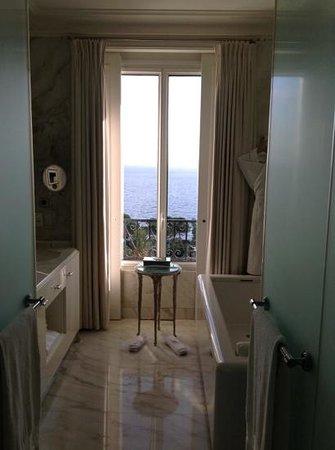 Grand-Hotel du Cap-Ferrat : Superior sea view suite #304
