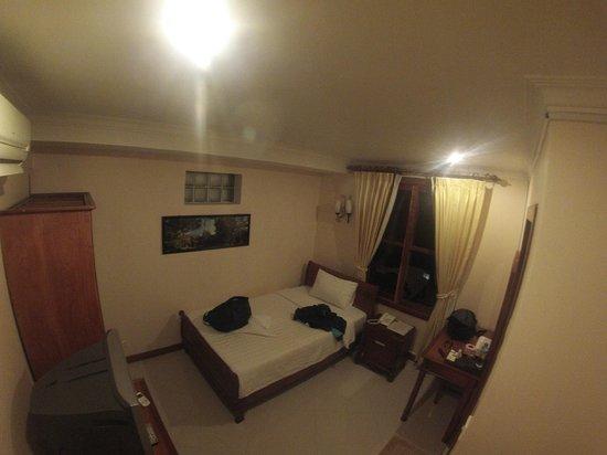 Neth Socheata Hotel : my single room