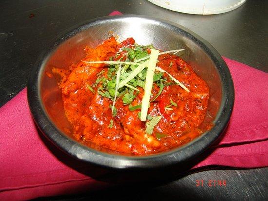 Tandoori Nights: Chicken Jalfrezi