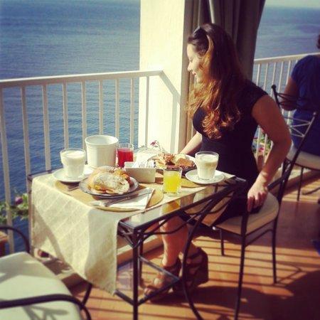 Hotel La Ninfa: Sala colazione