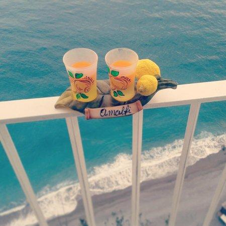 Hotel La Ninfa: Relax sul balconcino della camera