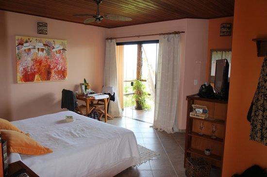 Pousada Mangabeiras: Wunderschönes Zimmer