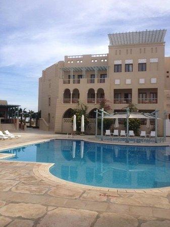 Mosaique Hotel : Basen hotelowy